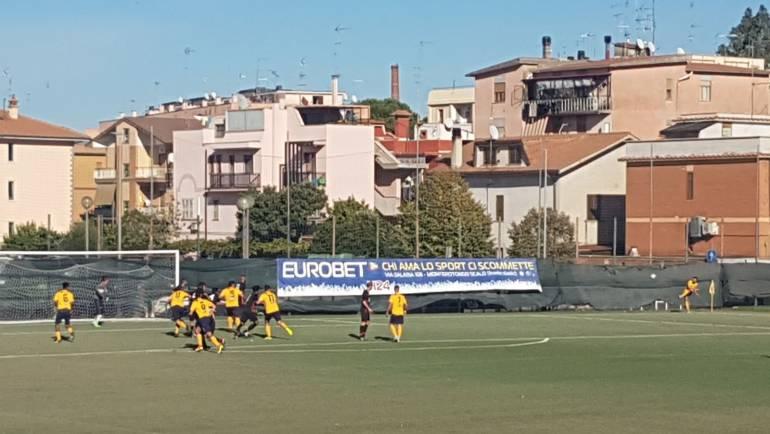 Coppa Lazio: Castrum Monterotondo – Cagis Castelnuovo  2-0 (Pagliuca Petrucci)