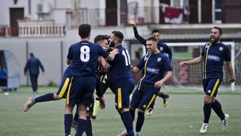 Castrum Monterotondo – Sporting Guidonia 4-0 (Avallone, Scarafile, Santarelli, Petrucci)