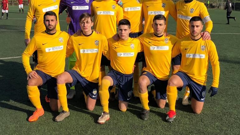 Futbol Montesacro – Castrum Monterotondo  2-1