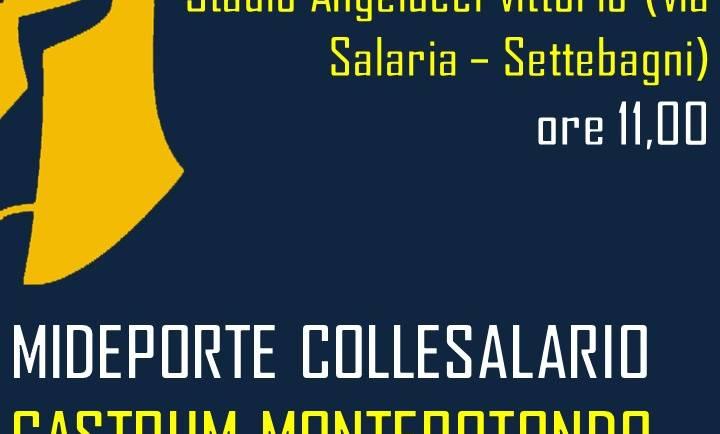 Mideporte Collesalario – Castrum Monterotondo