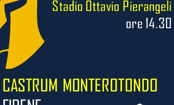 14ma giornata: Castrum Monterotondo – Fidene