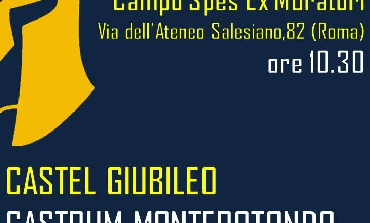 18ma giornata: Castel Giubileo – Castrum Monterotondo