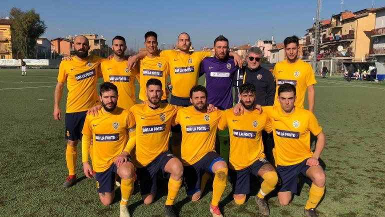 Castrum Monterotondo – Capradosso  0-0