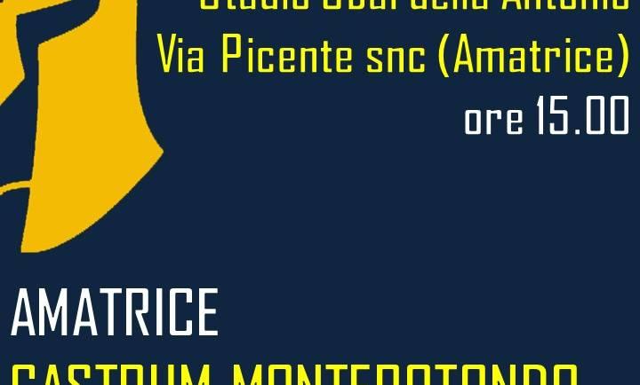 Amatrice – Castrum Monterotondo