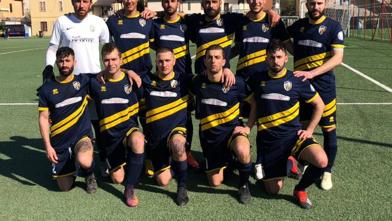 Castrum Monterotondo – Ginestra  0-1