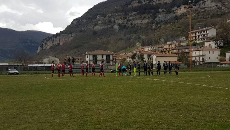 Grotti- Castrum  Monterotondo  0-2