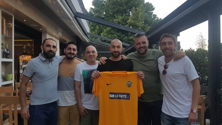 """Un """"guerriero"""" per il Castrum Monterotondo: Gianluca Bonafede è il primo acquisto di mercato per la prossima stagione."""