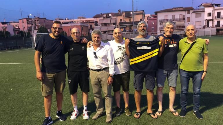 Linea verde in casa Castrum Monterotondo: nasce la nuova squadra ALLIEVI guidata da Mister GUIDO GENTILE.