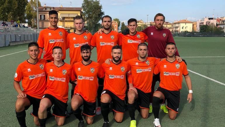 3à giornata: Castrum Monterotondo – Valle del Peschiera  2-0