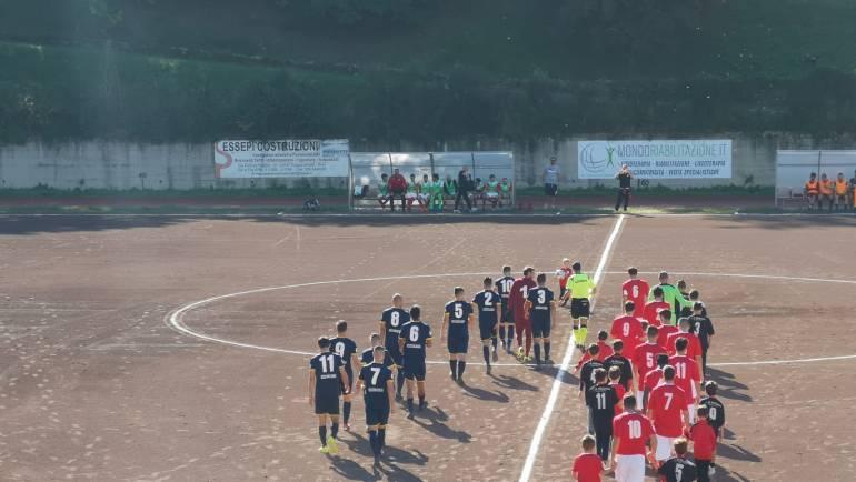 2à giornata: Poggio Mirteto – Castrum Monterotondo  0-0