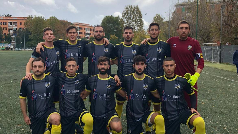 Virtus Roma Club – Castrum Monterotondo  2-3