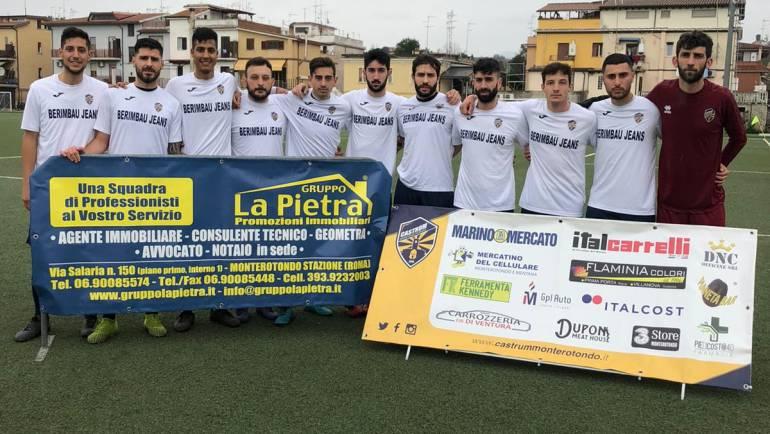 Castrum Monterotondo – Ginestra  0-0